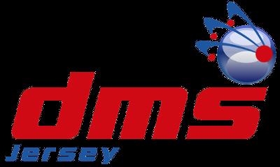 dms Jersey Logo